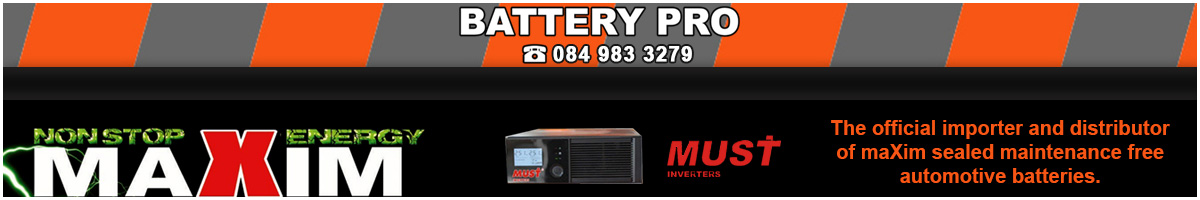 Battery Pro front page Ad